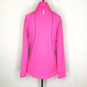 Champion Tops - Champion Semi-Fitted Pink Pullover Shirt A030635